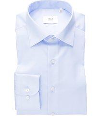 eterna overhemd modern fit lichtblauw