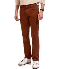 pantalón bristol fj marrón ferouch