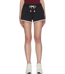 'nina' drawstring shorts