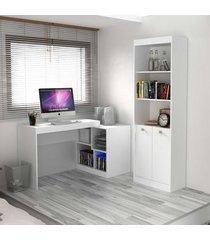 escritório completo 25868 branco tx - hecol
