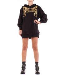 b6hzb71t-30216 hooded dress