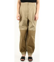 loewe balloon trousers in cotton