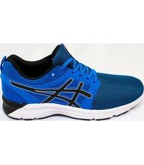 zapatillas para hombre asics gel-torrance mx 1021a031-400 - azul