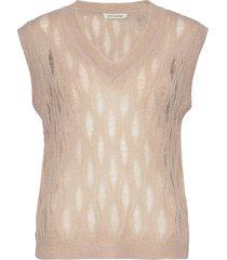 waistcoat knitwear vests-indoor rosa sofie schnoor