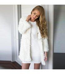 winter-women-white-faux-fur-coat-long-sleeve-faux-fur-coat-v-neck-women-no-butto
