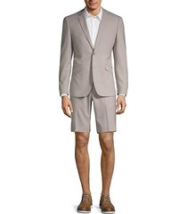 extra slim fit stretch short suit