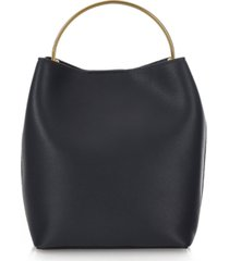 sondra roberts bucket bag with pouch