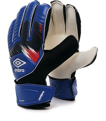 guantes azules-rojos-negro umbro club dps