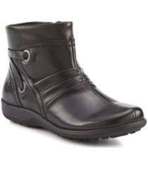 walking cradles zinc bootie women's shoes