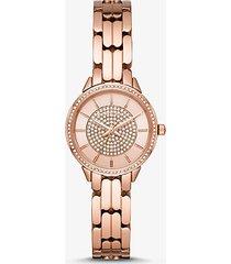 orologio allie mini tonalita oro rosa