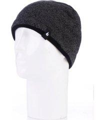 heat holders men's contrast trim hats