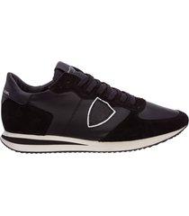 scarpe sneakers uomo camoscio trpx