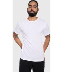 camiseta blanco oakley sleeve tee bold 10.0