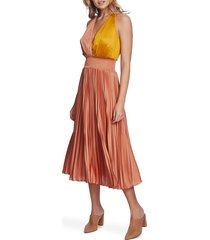 women's 1.state pleated skirt
