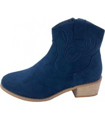 botin azul mermaid