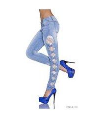 jeans lichtblauw