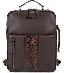 marlo leather backpack