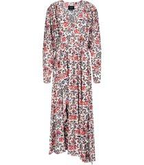 isabel marant blaine floral dress