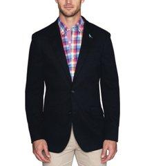tailorbyrd men's stretch diamond textured sport coat