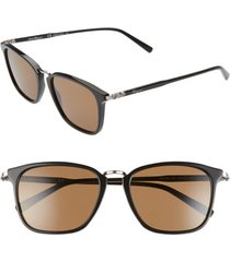 men's salvatore ferragamo 54mm square sunglasses -