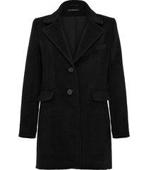 płaszcz wełniany z domieszką kaszmiru