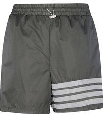 thom browne mid thigh shorts