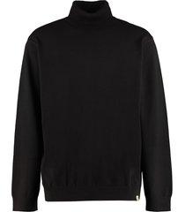 carhartt playoff wool blend turtleneck sweater
