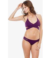 bikini violeta mare moda gibraltar