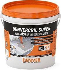 manta líquida denvercril 04kg - 20240080 - denver - denver