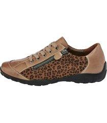 skor med snörning naturläufer mullvad