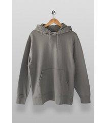mens grey classic hoodie