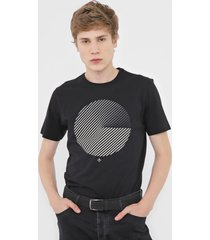 camiseta dudalina circl preta - kanui