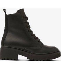 kängor leather boot