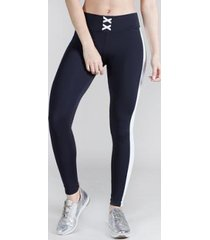 calça legging surty sole strip feminina