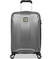 "skyway nimbus 3.0 20"" carry-on expandable hardside spinner suitcase"