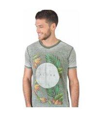 camiseta taco aloha masculina