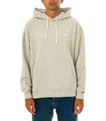 levi's felpa uomo red tab sweats hoodie a0747-0007