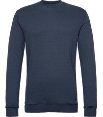 bamboo sweatshirt sweat-shirt tröja blå resteröds