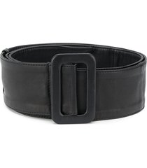 federica tosi waist belt - black