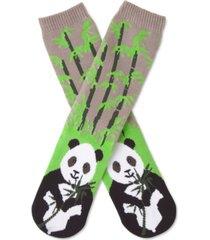 k. bell socks panda tube slipper socks