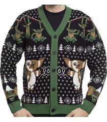 gremlins mondo ugly sweater cardigan xl 2xl 3xl christmas sweater funny