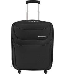 "maleta de viaje grande runner 28"" negro - explora"