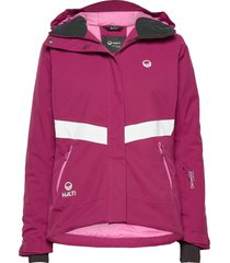 kelo w+ dx ski jacket outerwear sport jackets paars halti