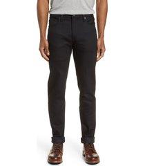 men's kato the pen slim fit jeans, size 38 x 34 - black