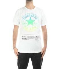t-shirt korte mouw converse 10020071