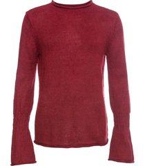 maglione boxy (rosso) - rainbow