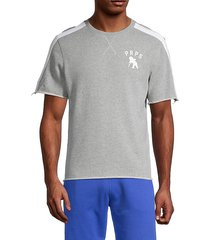 montclair short-sleeve sweatshirt
