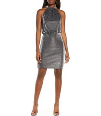 women's vince camuto bloused cocktail dress