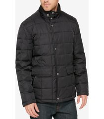 cole haan men's quilted jacket