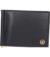 medusa clip wallet